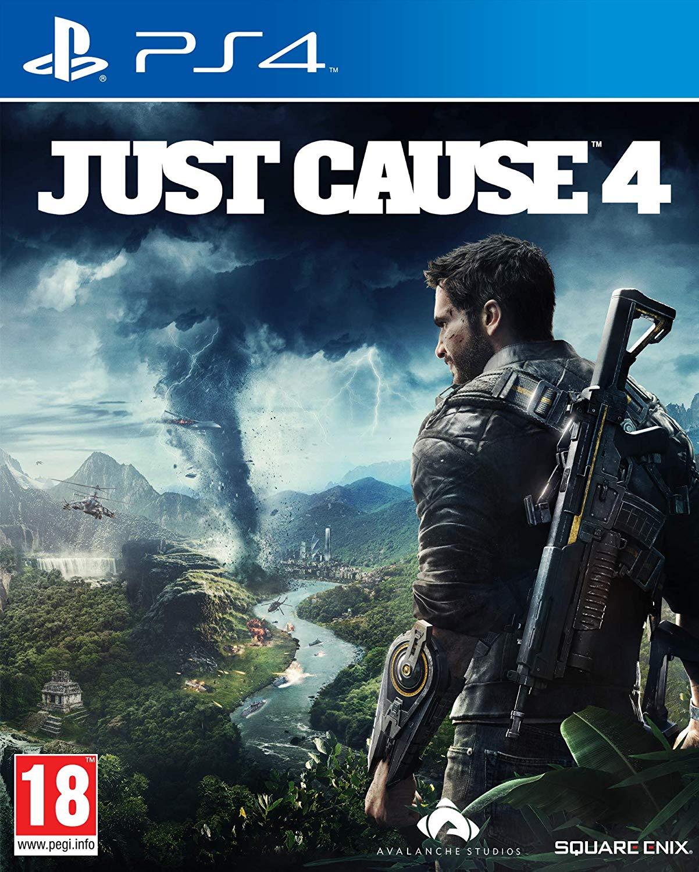 Just Cause 4 (PS4/Xbox One) für 7,90€ oder Day One Edition (PS4) für 8,90€ (HD Gameshop/Gameware)