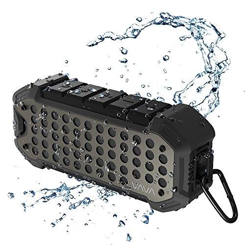 Outdoor Lautsprecher Wasserdicht 24 Stunden Akkulaufzeit 5200mAh