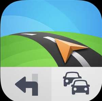 Sygic World + Traffic + CarPlay
