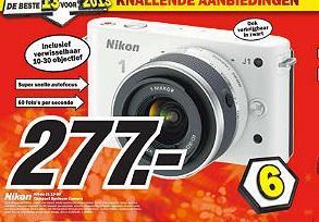 Mediamarkt Niederlande Nikon 1 J1