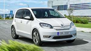 [Privatleasing] Skoda Citigo Elektro, 79€/Monat, 48 Monate, LF 0,37, LP 20.950€