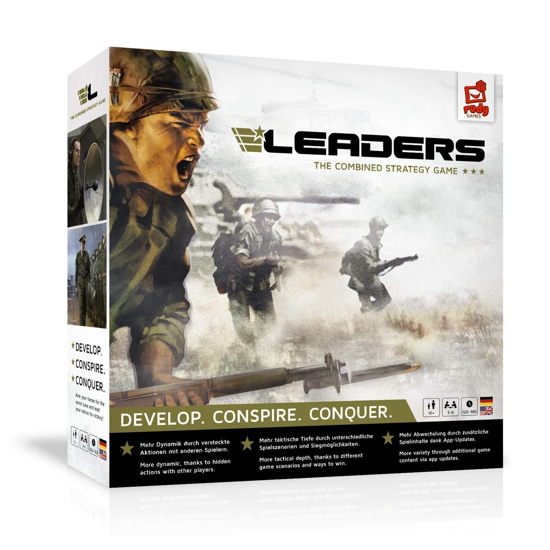 Leaders (Saturn, Amazon Prime, Brettspiel, Gesellschaftsspiel, Risiko)