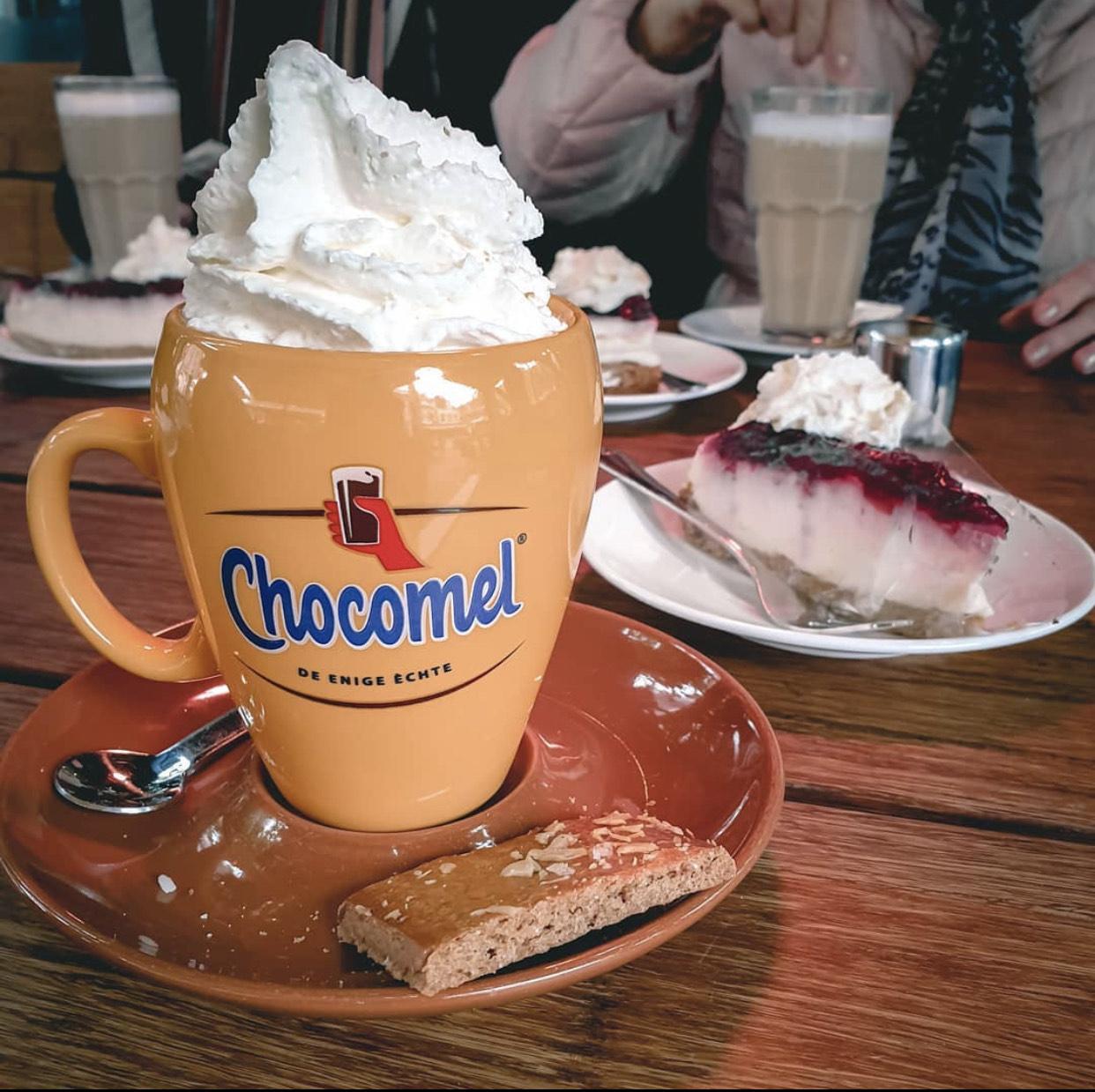 [Kaufland] Chocomel Schoko Drink - Das Original aus Holland für 1.19€   Mit Sofortrabatt 0.69€ möglich