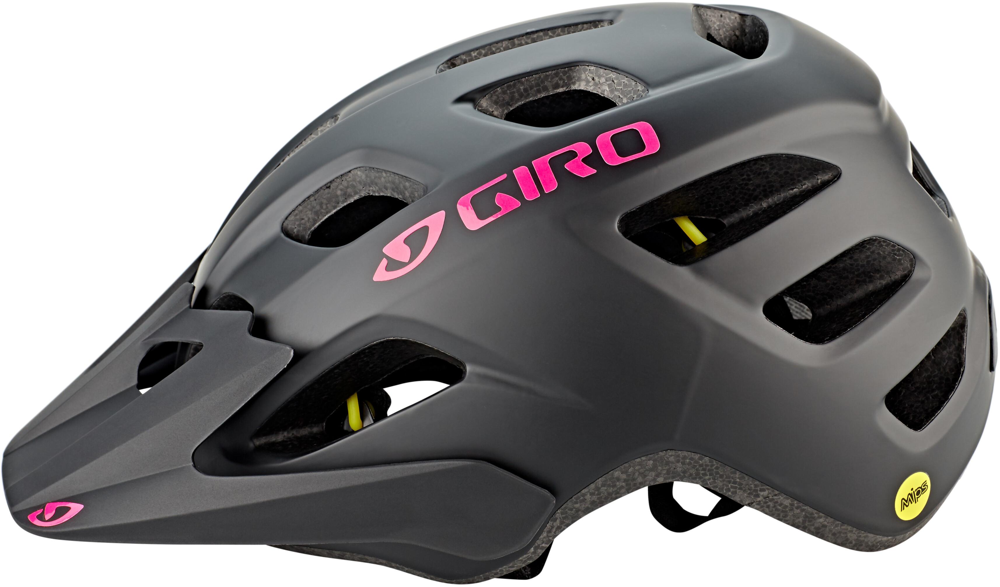 MTB Helme Giro Verce MIPS Damen - 2019 (L, Black/Pink)