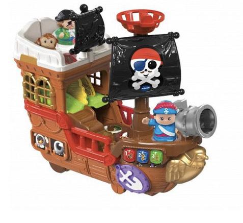 VTech - Kleine Entdeckerbande - Piratenschiff [Müller - vor Ort Abholung]