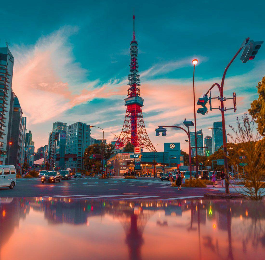 Flüge: Japan (März-Juni/Nov) Hin- und Rückflug von Hamburg, Düsseldorf, Frankfurt und München ab 351€
