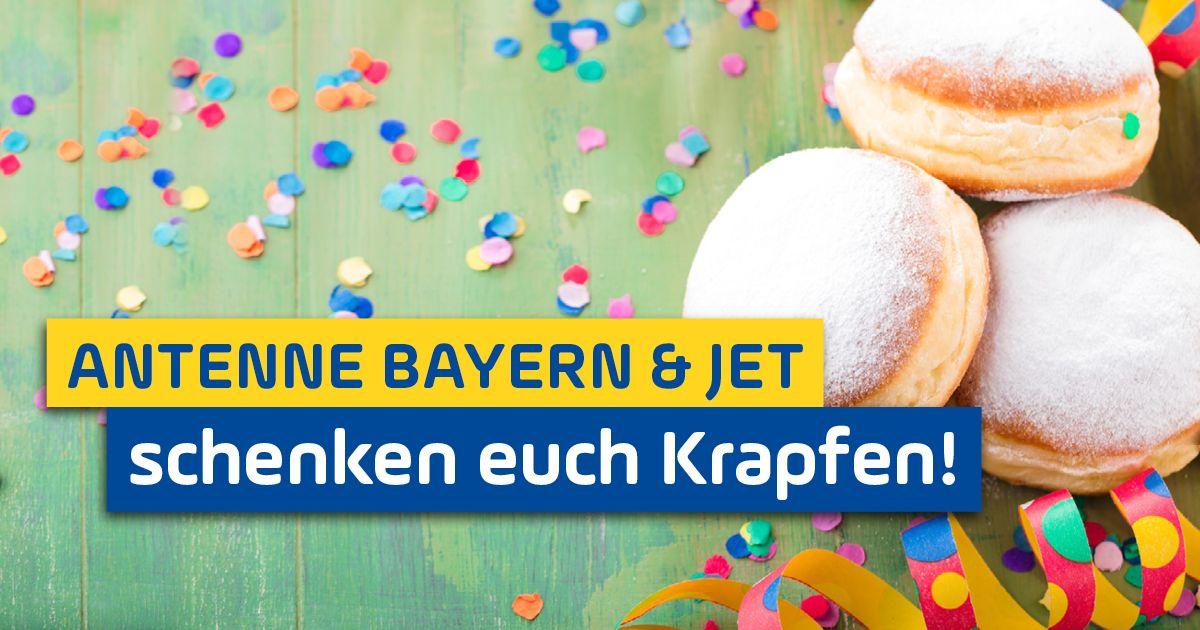 [Lokal Bayern] Gratis Krapfen / Berliner am 24.02. bei Jet-Tankstellen