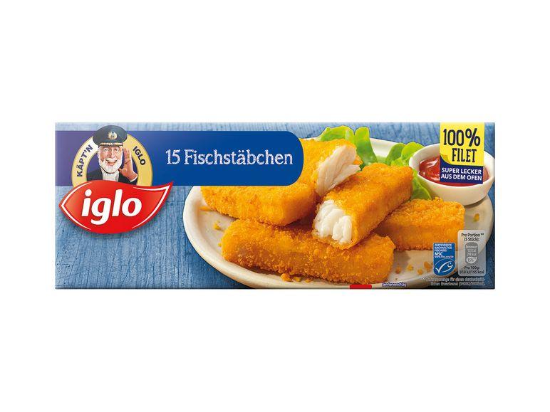 Iglo Fischstäbchen je 450-g-Pckg. Lidl