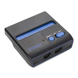 Retro-Bit RES Royal-Blue (Nintendo Entertainment System Clone))