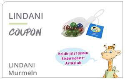 Gratis Murmeln (für Kinder 4-10 Jahre) bei Linda Apotheken