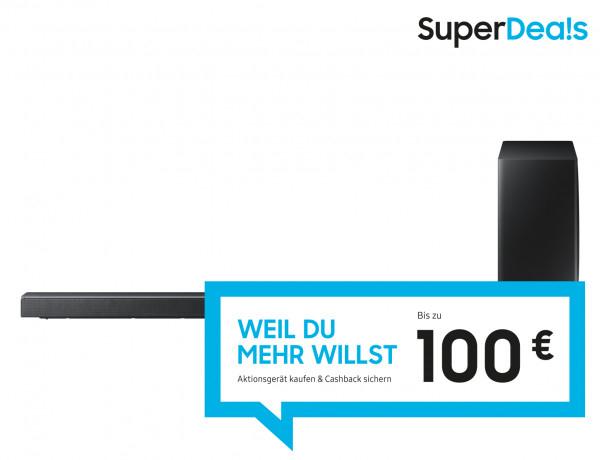 Samsung HW - Q70R Soundbar 3.1.2 für 449€ versandkostenfrei + Cashback 50€