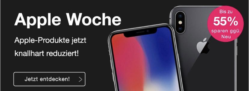 [ReBuy] Apple Woche (iPhone, MacBook, iPad, Apple Watch) -> Gebrauchtware Zustand sehr gut! Teilweise stark Reduziert!