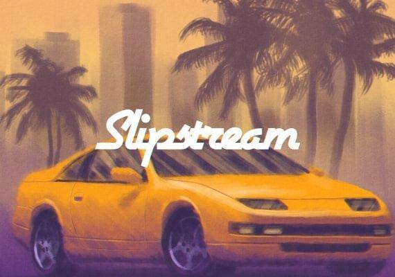 Retro-Arcade-Rennspiel: Slipstream für Steam (keine Paypal-Gebühren)