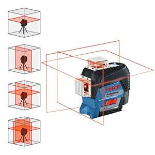Bosch Professional Linienlaser GLL 3-80 C (0 601 063 R05)