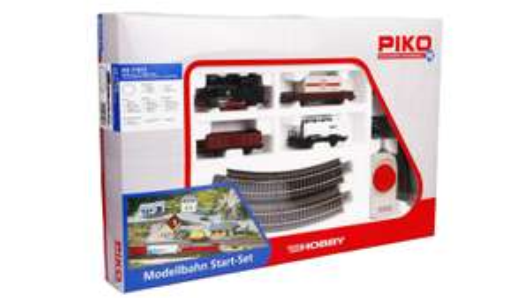 PIKO 71913 - Start-Set Müller H0 (71913) für 64,99€ (Müller Abholung)