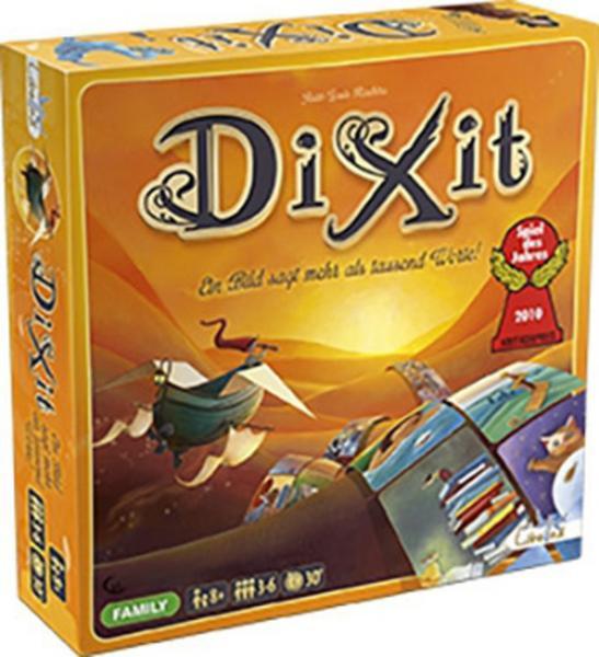 Dixit (Spiel des Jahres 2010) für 19,35€ bei bol.de