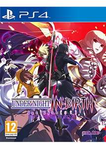 Under Night: In-Birth Exe:Late[st] (PS4) für 12,31€ (Base.com)
