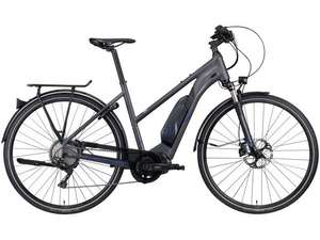 Merida eSPRESSO XT-Edition EQ E-Bike Komplettrad (Herren XS) auch Damenvariante (S,L) Shimano E7000 Mittelmotor Unterstützung max. 25 km/h