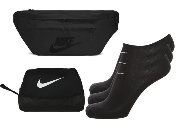 Nike Kleinkram-Sale, zB 18er-Pack Sneakersocken