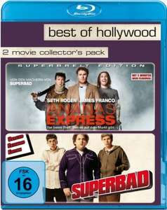 Ananas Express & Superbad Best of Hollywood Collection (2 Discs Blu-ray) für 8,70€ (Amazon Prime)
