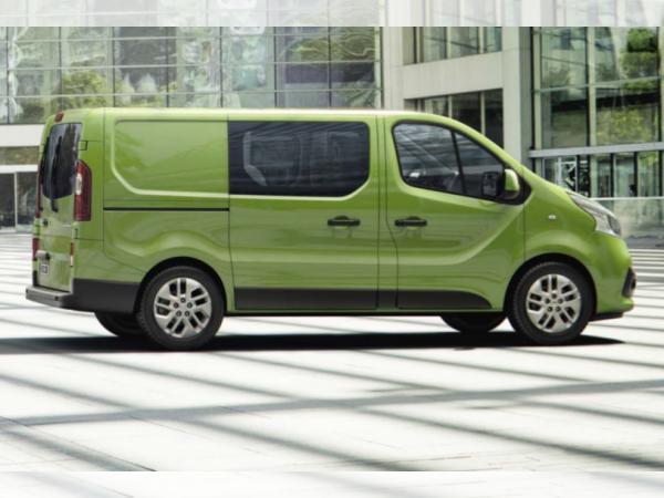[Gewerbeleasing] Renault Trafic Doppelkabine L2H1 3,0T dCi 120 PS, mtl. 71€ bzw. eff. 98,66€ (netto), LF 0,22, 24 Monate, ab 10.000km