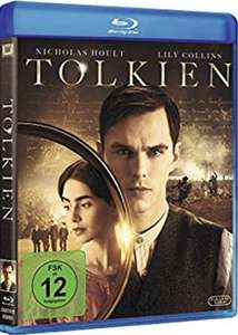 Tolkien [Blu-ray]- Amazon Prime