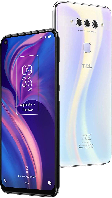 TCL Smartphone 'TCL PLEX' 128 GB (6,53 Zoll) FHD+ LCD LTPS-IPS Display, Triple-Hauptkamera,6 GB RAM, Dual-SIM, Android 9 [Amazon]