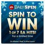 EA Daily Spin- Alle Codes (iOS)