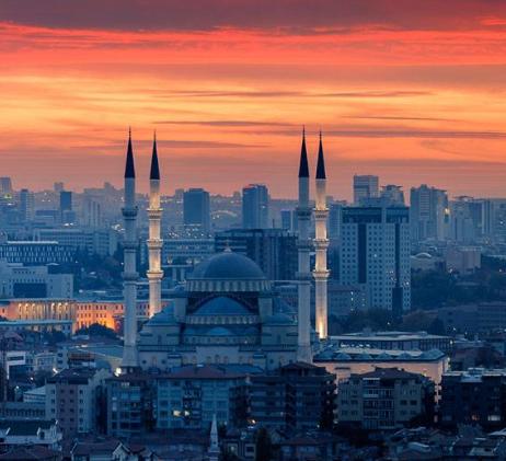 Flüge: Ankara / Türkei ( April-Juni/Sept-Okt ) Nonstop Hin- und Rückflug mit Anadolu Jet von Berlin und Frankfurt ab 95€ inkl. Gepäck