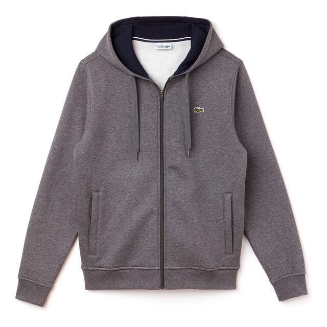 Lacoste Fleece-Sweatjacke Größe S bis XXL (kein XL)
