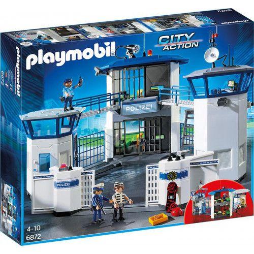 PLAYMOBIL 6872 Polizei Kommandozentrale
