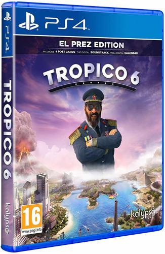 Tropico 6 El Prez Edition (PS4) (Netgames)