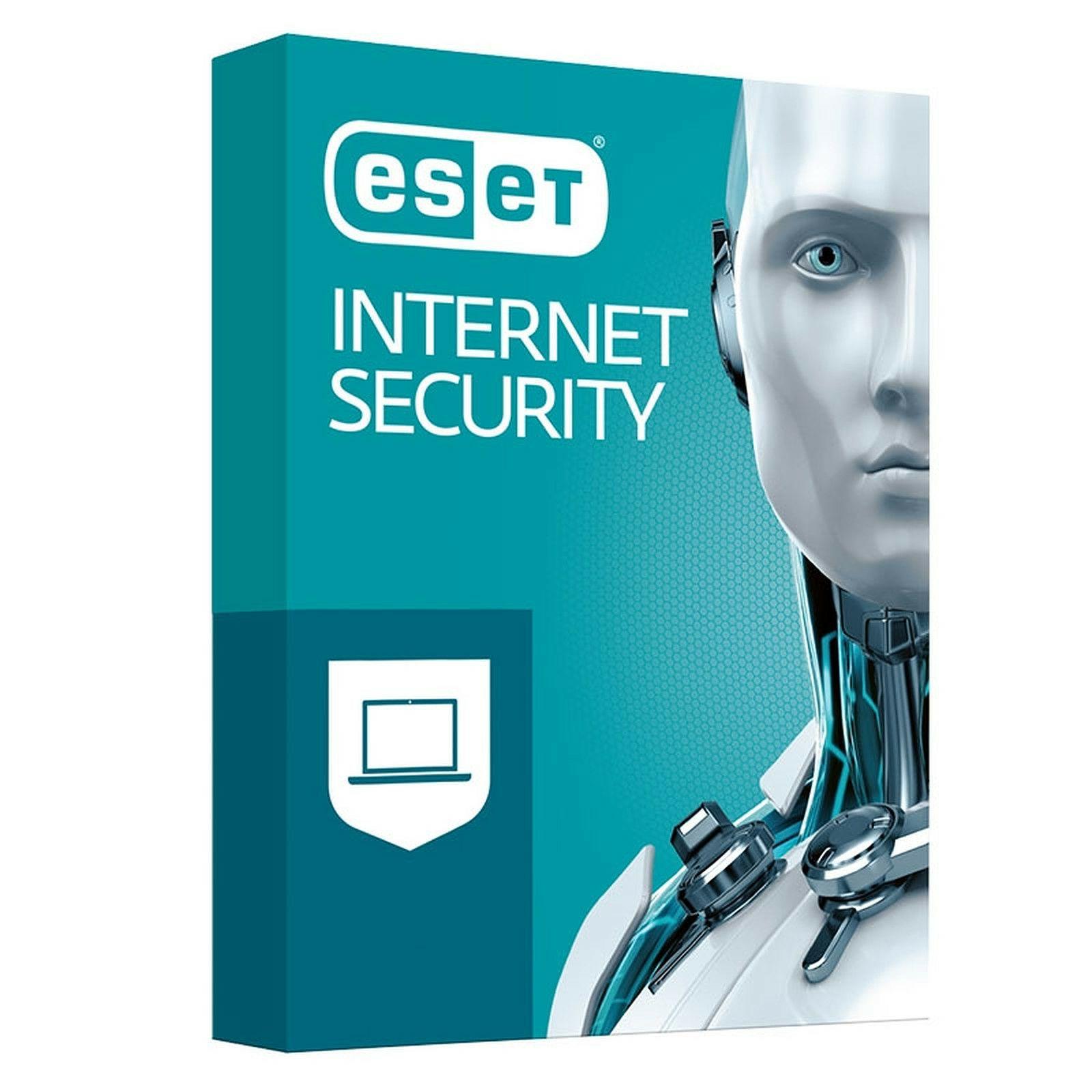 ESET Internet Security 1 Jahr kostenlos