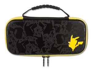 Nintendo Switch PowerA Travel Case Pikachu Silhouette für 14,99€ (GameStop Abholung)