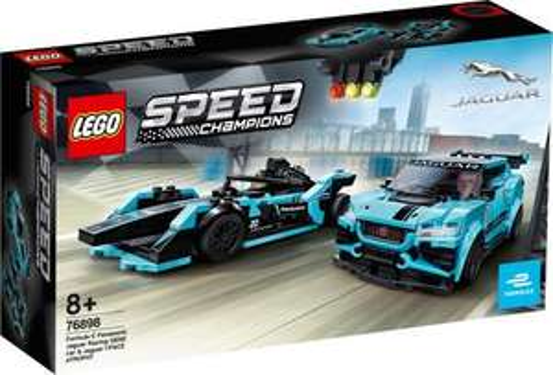 LEGO Speed Champions 76898 - Jaguar Racing Pack (28,94€ mit NL-Abo)