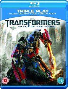 [Blu-Ray] Transformers 3: Dark of the Moon - Triple Play (Blu-Ray, DVD and Digital Copy)   @zavvi   deutsche Tonspur!   7,72 EUR inkl. Versand!