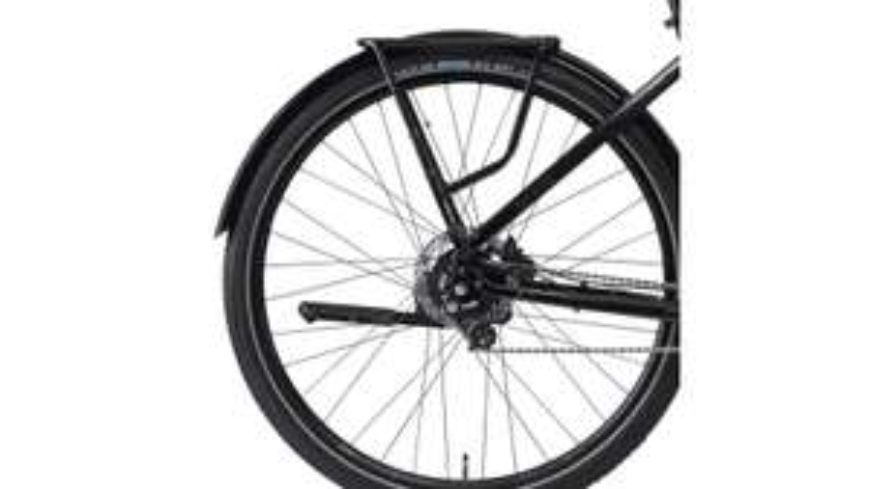 2018er Damen E-Bike 44 RH WINORA SINUS IN8 URBAN TRAPEZ mit Bosch Motor Performance Cruise und Alfine 8-Gang Nabenschaltung