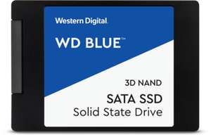 [Lokal Cyberport Stores] WD Blue 3D NAND SATA SSD 500GB für 59,9€ bei Abholung (abholbereit in 2-4 Tagen)