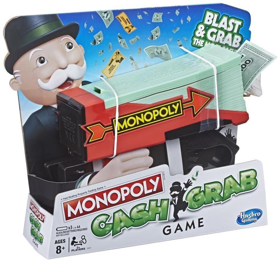 Monopoly Geldregen [Lonne.de]