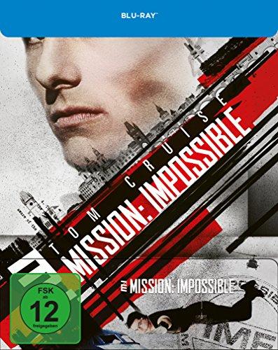 Mission: Impossible Limited Steelbook Edition (Blu-ray) für 9,97€ (Amazon Prime)
