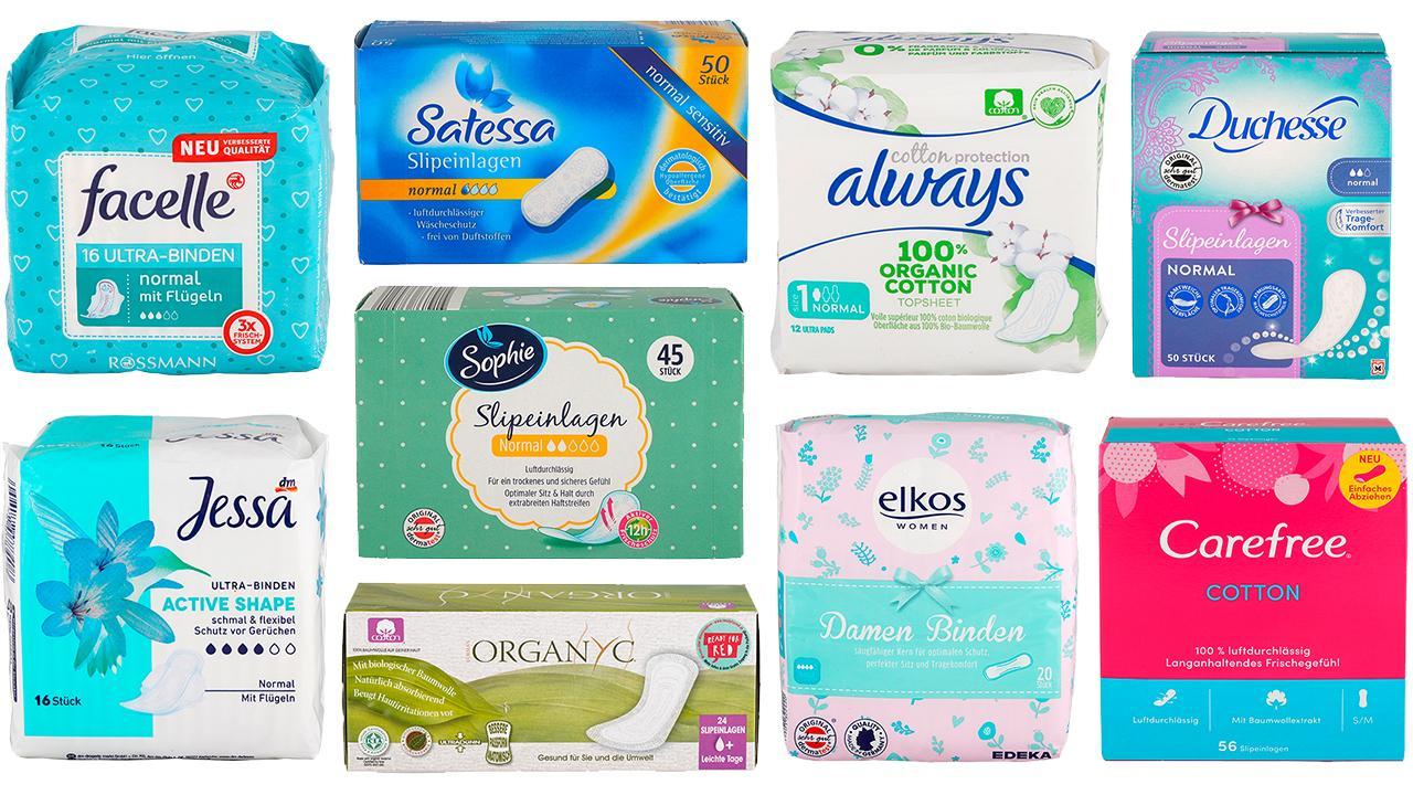 [Öko-Test] Menstruation: Diese Binden und Slipeinlagen sind empfehlenswert. Jetzt kostenlos Testergebnisse zu 50 Produkten abrufen.