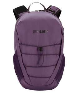 PacSafe Venturesafe X12 Anti-Theft Backpack, Farbe plum