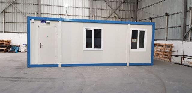 Baumod Wohncontainer = 20 m2 oder 2 Stück = 40 m2 mit zusätzlicher Isolierung = 27 000,-