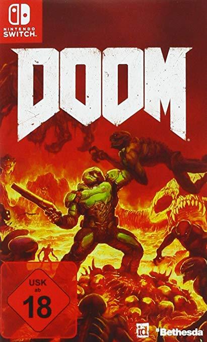 [Lokal/Erfurt] Doom 2016 (Nintendo Switch)
