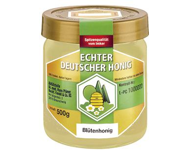 Echter deutscher Honig, Blütenhonig (500g, ALDI SÜD)