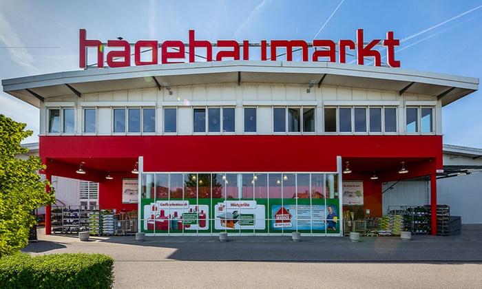 12% Rabatt auf einen Einkauf im hagebaumarkt München und Umgebung (15 Märkte)