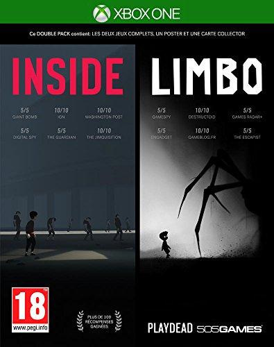 Inside + Limbo: Double Pack (Xbox One) für 12,24€ (Amazon Prime)