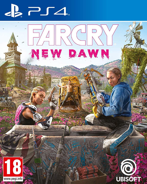 Far Cry New Dawn (PS4) für 13,79€ (Amazon IT)