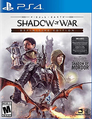Mittelerde: Schatten des Krieges Definitive Edition (PS4 & Xbox One) für 15,55€ (Amazon.com)