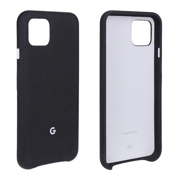 Original Google Pixel 4 Backcover Case schwarz